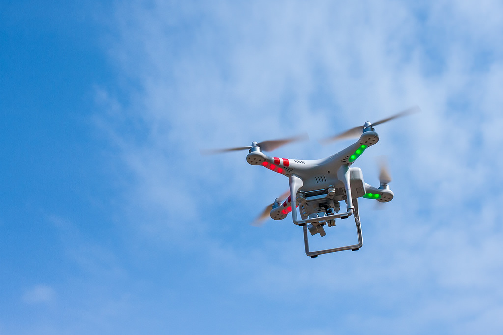Rise in SUA/Drone incidents